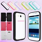 FOR SAMSUNG GALAXY GRAND DUOS I9082 PU LEATHER WALLET CASE COVER CARD HOLDER