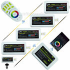 WiFi 2.4G RF Touch Remote wireless Phone MiLight RGB 18A led Controller Dimmable
