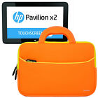 """Handle Carrying Sleeve Cover Case For HP Pavilion 11/x2 11 11.6"""" Laptop Notebook"""