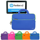 "Handle Carrying Sleeve Cover Case For HP Pavilion 11/x2 11 11.6"" Laptop Notebook"