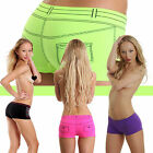 5 PANTIES MICROFASER SEAMLESS PANTS PANTY HOTPANTS SLIP WÄSCHE DESSOUS HIPSTER