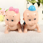 Baby Kid Child Boy & Girl Plastic Clockwork Wind up Crawling Crawl Toy Doll Gift