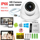 1TB HDD 4CH 8CH 16CH 1080P CCTV DVR Outdoor Camera Home Security CCTV System Kit <br/> 5700+Sold-Remote Access-Email Alert-2/4GB RAM-1/2TB HDD