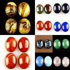 20mm Oval flatback Cabochon CAB Ring Face Jasper Gemstone Accessory Wholesale