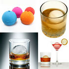 DIY Ice Cube Round Mould Pudding Jelly Ball Maker Mold Tray Silicone Party Bar