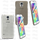 Ultra Thin Stylish Slim Crystal Clear Hard Back Case Cover For Samsung Galaxy S5