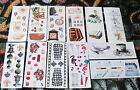 Creative Memories 2x5 Studio Sticker Strips U Choose~Heirloom~Heritage~Fanciful