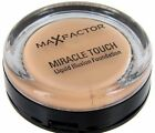 Max Factor Miracle Touch Foundation ~ Creamy Ivory, Natural or Rose Beige.