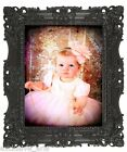 Your Photo On Canvas in Stylish Vintage Frame + Cream/White/Silver/Gold/Black