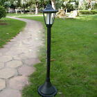Outdoor Solar Power LED Pathway Lawn Lamp Garden Yard Stand Path Light