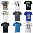 Mens Character T-shirts | Various Characters | From Sz S-XXL | NEW WITH TAGS