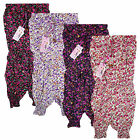 Girl's Strapless Ditsy Flower Print Summer Fashion Playsuit 3-12 yrs NEW
