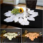 Amazing Table Runners Tablecloths White Orange Yellow Round Rectangular Floral
