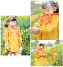 New Baby Funny Raincoat Raincoat Hooded Waterproof Cover Rainwear Coat Clothes