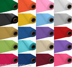 """40"""" x 100ft Plastic Tablecover Table Cloth Banquet Roll Birthday Wedding PS"""