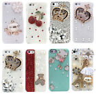 Luxury Elegant 3D Bling Phone Protective Case Cover Skin Bumper for iPhone 5 5S