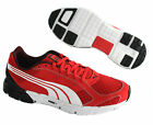 Puma Faas 500 S Mens Boys Womens Red Mesh Lace Up Running Shoes (186725 08 D7)