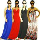 NWT S/M/L NEW Women Halter Kaftan Party Elegant Evening/Cocktail Maxi Full Dress