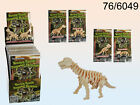 Dinosaur Skeleton 3D Construction Puzzle Cheap Christmas Stocking Filler Gifts