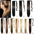 Clip In Pony Tail Hair Extension Wrap Around Ponytail Hair Extension Hair Piece