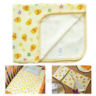Handy Portable Baby Diaper Changing Mat Travel/Home Bed Pram Leakage Protection