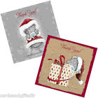 Me to You Tatty Teddy Thank You Christmas Cards Xmas Thanks Pack of 10