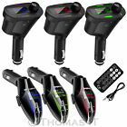 Universal Car Wireless FM Radio Transmitter MP3 Player USB SD Card Slot + Remote