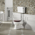 low level cistern toilet