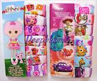 SET 7 PACK BRIEF PANTIES UNDERWEAR GIRLS SZ 2T 3T 4T TOY STORY LALALOOPSY NEW