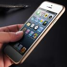Luxury Metal/Aluminum Bumper Frame Protect Case HARD Cover For iPhone 6 Air 4.7