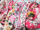 "10 yards Roll Grosgrain 7/8"" Ribbon Supplies/cute/kid/Craft RY-Pick Design 21-30"