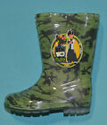 NEW Boys Ben 10 Gumboots Rain Boots Size UK 7,7.5, 8, 9, 10, 10.5, 12, 12.5, 13