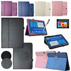 """3in1 PU Leather Smart Case Stand Cover Fr Samsung Galaxy Tab 4 10.1"""" inch SMT530"""