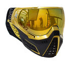 New HK Army KLR SE Paintball/ Airsoft Mask - Metallic Gold