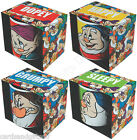 Walt Disney Snow White and The Seven 7 Dwarfs Mug Happy Sleepy Dopey Grumpy