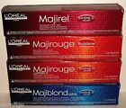 (CHOOSE ONE) L'OREAL MAJIROUGE, MAJIREL, MAJIBLOND ULTRA Permanent Hair Color
