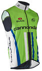 Sugoi 2013 Cannondale Cycling Pro Team Vest in Green