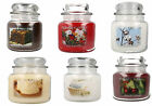 Village Candle Medium Jar Burn Time- 105 Hours.6 Scents! Great Price!