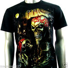 RC Survivor T-Shirt Sz M L XL XXL 3XL 3D Skull Pirate Tattoo mma Gangster T17 D2