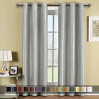 Soho Grommet Thermal-Insulated Blackout Window Curtain Panels Single