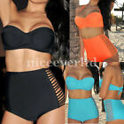 womens elegant bandage beach bikini set push up swimsuit swimwear bathing E783