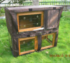 """BUNNY BUSINESS HUTCH COVER TO FIT 36"""" MODELS DOUBLE DECKER HUTCH AND RUN"""
