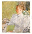 FREDERICK CHILDE HASSAM Edith Blaney CANVAS ART ! choose SIZE, from 55cm up, NEW