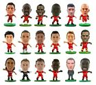 OFFICIAL FOOTBALL CLUB - LIVERPOOL SoccerStarz Figures (NEW Players Added)