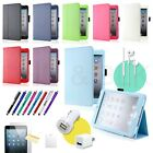 Magnetic PU Leather Folio Stand Case Cover For iPad Mini & 2 Retina 3 New 2014