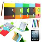 Smart Cover Magnetic Leather Case Sleep Wake Stand For iPad 4 3 2 Mini 1 2 3 New