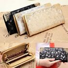 1PC Luxury Women Zip Bag Leather Long Purse Clutch Wallet Card Holder Lovely