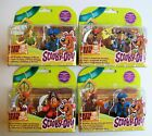 "SCOOBY-DOO PIRATE CREW Choice of 2 x 3"" Figure Pack French/Italian/Spanish Packs"