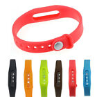 1PC Replacement TPU Wrist Band For xiaomi Bracelet Smart Wrist Band SBU