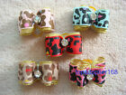 New handmade pet grooming hair bow Accossories dog pets bows gift #a33